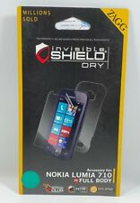 ZAGG InvisibleShield Dry Screen Protector for NOKIA LUMIA 710 Full Body - cLEAR