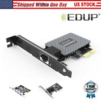 1000Mbps USB 3.0  for PC Network Adapter PCI-E Network Interface Card