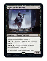 Piper of the Swarm - Throne of Eldraine - NM - English - MTG