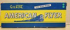 Gilbert American Flyer 24608 Jersey Central Lines Gray Cement Hopper Bulk #924