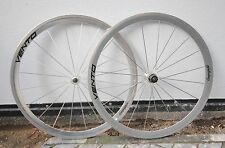"CAMPAGNOLO VENTO 20H 8sp Campy Freehub Clincher Laufräder 28"" C Record"