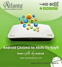 Atlanta Android Smart Satellite Receiver - Made in Korea
