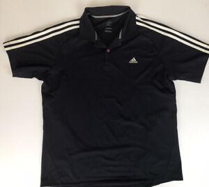 Adidas Polo Shirt Golf Tennis Mens Size Large