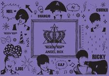 TEENTOP - Angel Box (Lmited Edition) [DVD+Photobook+Diary+Photo Note]