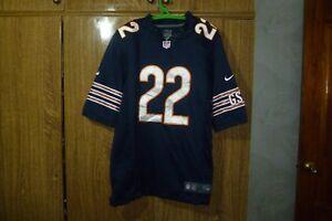 Chicago Bears Nike NFL Jersey #22 Matt Forte Football Hip Hop Rap Men Size L