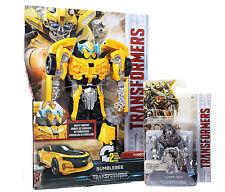Hasbro Transformers Bumblebee m. Grimlock Roboter Spielzeug Knight Turbo Auto