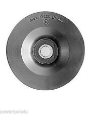 Bosch Backing Pad, Flange, Thread M14, Max. Speed 13200 rpm 2608601005