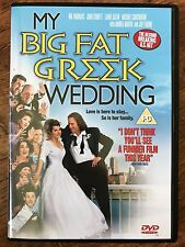 Nia Vardalos MY BIG FAT GREEK WEDDING ~ Original 2002 Comedy Classic | UK DVD