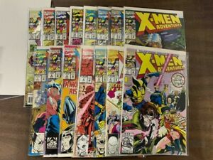 X-MEN ADVENTURES SEASON #1-15, (1992) Marvel comics (CC2)