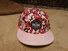 Easy Pamoa Floral Snapback Adjustable Hat New