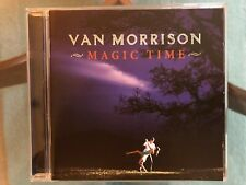 Van Morrison - Magic time Original CD 2005