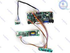 HDMI+DVI+VGA LCD Controller Converter Board Monitor Kit for 800X600 LB121S02-A2