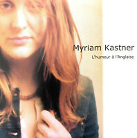 Myriam Kaster CD Single L'Humeur à l'Anglaise - France (EX+/M)