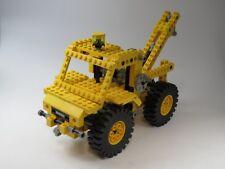LEGO ® Technic VEICOLO UNIMOG camion gru automobili Kipper abschlepptruck tecnica GIALLO