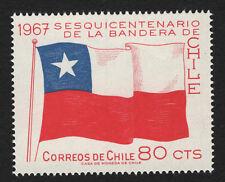 OPC 1967 Chile 80c Chilian Flag Sc#365 MNH 33293
