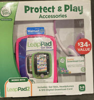 Leap Frog 2 Protect And Play Accessories