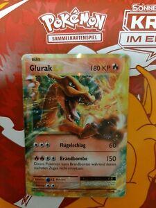 Pokemon Karte Glurak EX 12/106 XY Flashfire Deutsch SELTEN!