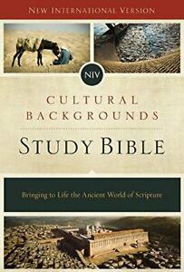 Cultural Backgrounds Study Bible: New International Version, Bringing to Life th