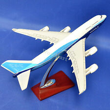 New 1:209 Fibreglass Resin Boeing 747 Maiden Aircraft Plane Model 32.5cm
