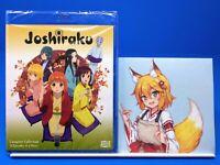 Joshiraku Complete Collection (Blu-Ray, Anime, 2012, 2-Disc Set) Rakugo Girls