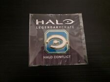 Halo Legendary Loot Crate #3 Halo Conflict Rare Tactical Pin