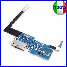 FLAT CONNETTORE CARICA DI RICARICA MICRO USB SAMSUNG GALAXY NOTE 3 N9005 FLEX