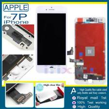 For Apple iPhone 7 Plus Screen LCD Touch Digitizer Assembly Replacement White
