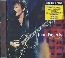 John Fogerty - Premonition - Rock Pop Music Cd
