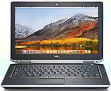 MacBookPro Hackintosh HIGH Sierra 10.13.4 i5 2520 8GB RAM WEBCAM DVD WIFI SSD120