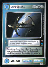 STAR TREK CCG MIRROR MIRROR RARE CARD MIRROR TEROK NOR