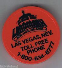 Landmark Hotel Casino Free Play Token Las Vegas Nevada