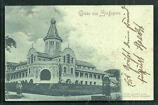 Singapore Teutonia Club Goodwood Park Hotel Lambert 1900