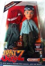 Bratz Boyz Cameron Nu-Cool Collection with extra outfits and poster NIB 2003