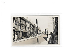 WARWICKSHIRE. STRATFORD ON AVON. 1959. THE FALCON HOTEL. PLAIN BACKED PHOTOGRAPH