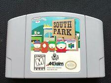 SOUTH PARK N64 NTSC USA