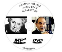 Agatha Christie Radio Dramas Poirot Miss Marple 45 Episodes MP3 DVD FREE 1st 003