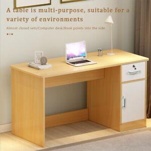 Computertisch Arbeitstisch Schreibtisch PC Tisch Bürotisch Büromöbel +Schublade