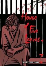 House of Five Leaves, Vol. 7 Ono, Natsume Paperback