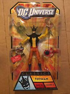 Dc Universe Classics Toyman Collect & Connect Apache Chief New