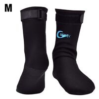 1 Pair 3mm Adult Unisex Neoprene Diving Scuba Surfing Snorkeling Swimming Socks