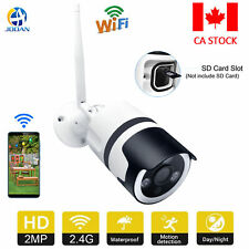 WIFI Full HD 1080P P2P Outdoor Wireless IR Cut Security IP Camera Night Vision
