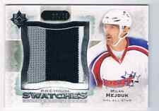 2013-14 ULTIMATE MILAN HEJDUK JERSEY 3 COLORS 35/35 COLORADO AVALANCHE #PS-MH