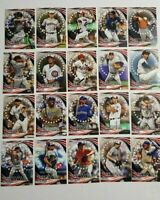 2019 Topps Update Perennial All-Stars U Pick - Complete Your Set.