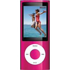 Apple iPod nano 5th Generation Pink (16GB) - GOOD