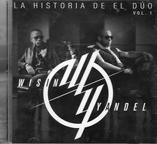Wisin y Yandel La Historia De El Duo CD New Sealed