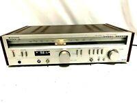 Kenwood KR-720 VTG AM/FM Stereo Receiver Tuner Amplifier