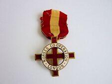 Nurses Co-operation London Medal