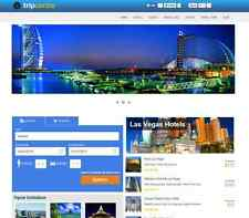 Established Turnkey Automated Travel Website - Make $1 -$4/Click