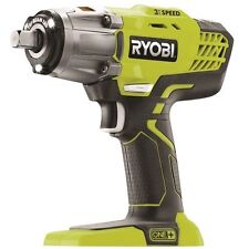 Ryobi One 18v Cordless 3 Speed Impact Wrench