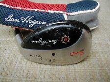 Ben Hogan 21* #3 CFT Ti Hybrid /Utility golf club Crossfire Steel STIFF w/ HC